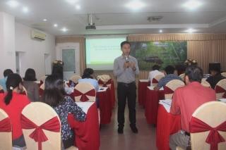 Tập huấn bồi dưỡng nghiệp vụ bảo vệ môi trường du lịch