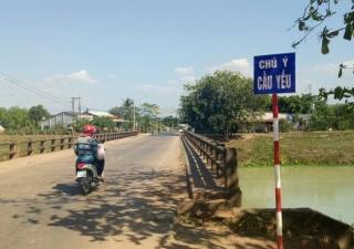 Ngành GTVT Tây Ninh: Kiểm định thử tải, gia cường tải trọng 3 cây cầu