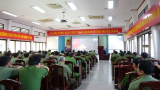 Bộ Công an: Tuyên truyền về nghĩa lịch sử và giá trị trường tồn Di chúc của Chủ tịch Hồ Chí Minh