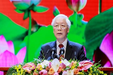 Di chúc của Chủ tịch Hồ Chí Minh mãi là ngọn cờ quy tụ sức mạnh toàn dân tộc