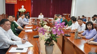 Ban Tuyên giáo Trung ương tổ chức hội nghị trực tuyến báo cáo viên tháng 9.2019