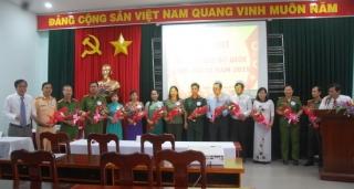 Gò Dầu: Hội thi Bí thư chi bộ giỏi năm 2019