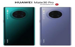 Huawei Mate 30 Pro ra mắt ngày 19/9