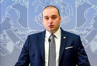 Thủ tướng 37 tuổi của Gruzia bất ngờ từ chức