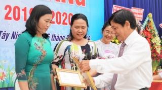 Tây Ninh chào đón năm học mới 2019-2020
