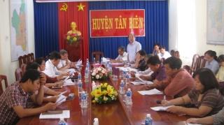 Tân Biên: Triển khai kế hoạch phòng chống sốt xuất huyết