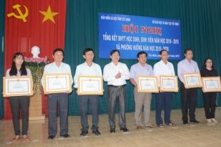 Hơn 98% học sinh, sinh viên Tây Ninh tham gia bảo hiểm y tế