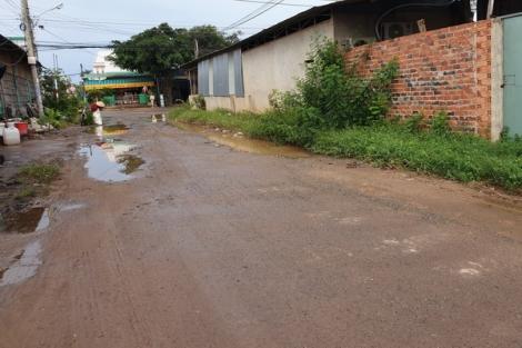 Vì sao đường xã nông thôn mới dễ xuống cấp?