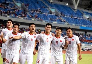 U22 Việt Nam thắng Trung Quốc: Giấc mơ vàng SEA Games 30