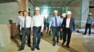 BVĐK Xuyên Á Tây Ninh sẽ hoạt động vào tháng 5.2020