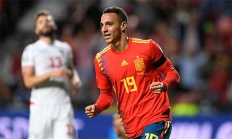 Tây Ban Nha chạm tay vào vé dự Euro 2020
