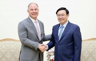 Hoan nghênh Gen X Energy hợp tác về năng lượng tại Việt Nam