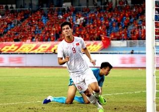 Dấu ấn Park Hang-seo trong trận thắng Trung Quốc