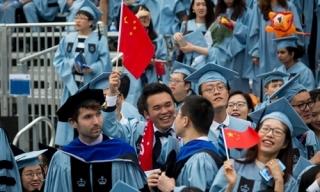 Lo ngại về Trung Quốc đè nặng đại học Mỹ