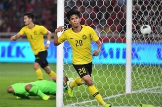 Malaysia thua ngược UAE