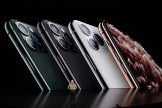 iPhone 11, Pro và Max ra mắt, giá lên đến 1.449 USD