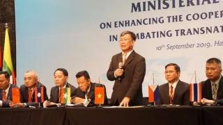 Bộ Công an xác nhận vụ đột kích xưởng sản xuất ma tuý cực lớn, tạm giữ 8 người Trung Quốc