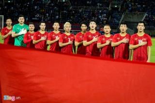 VFF mở bán vé 4 trận vòng loại World Cup của tuyển Việt Nam