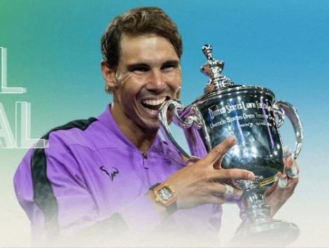 Nadal - kẻ chinh phạt bền bỉ tại Grand Slam
