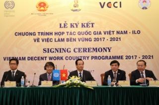 Việt Nam gia nhập Công ước số 88 và Công ước số 159 của ILO