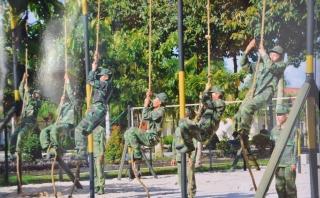 LLVT Tây Ninh: Tăng cường rèn luyện thể lực, đáp ứng yêu cầu nhiệm vụ trong tình hình mới
