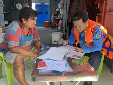 Tăng cường các giải pháp bảo đảm ATGT đường thủy trong mùa mưa bão