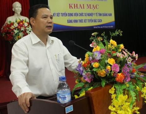 Phó Chủ tịch Quảng Nam giữ chức Thứ trưởng Bộ LĐTB&XH