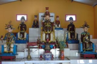 Đền thờ Đức thánh Trần
