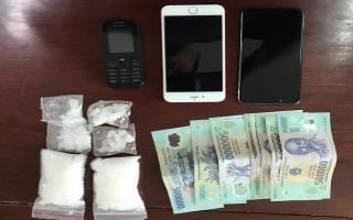 CATN: Khởi tố hai đối tượng mua bán, tàng trữ trái phép chất ma túy