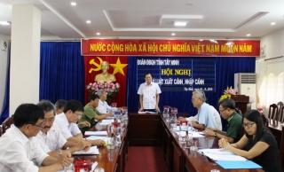 Góp ý Luật Xuất cảnh, nhập cảnh của công dân Việt Nam