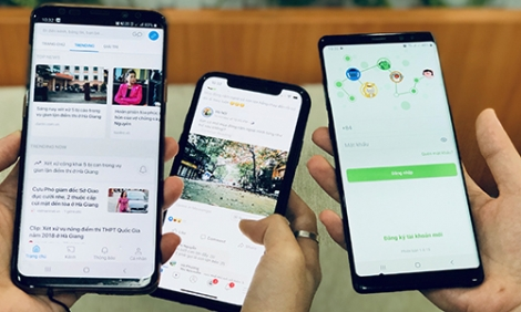 Khe cửa hẹp cho mạng xã hội 'made in Vietnam'