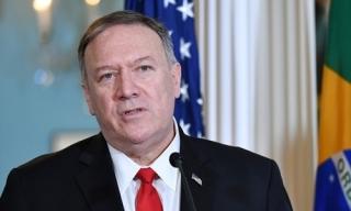 Pompeo nói Iran có 'hành động chiến tranh'