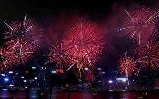 Hong Kong hủy bắn pháo hoa