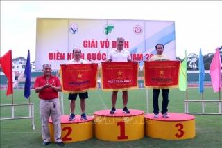 Nhiều kỷ lục quốc gia được thiết lập tại Giải vô địch điền kinh quốc gia 2019