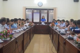 Tỉnh đoàn Tây Ninh: Giám sát thực hiện chính sách hỗ trợ đào tạo nghề cho thanh niên hoàn thành nghĩa vụ