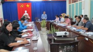 Kiểm tra công tác thanh niên tại TP.Tây Ninh