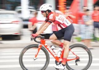 Kết thúc chặng 5 Giải Xe đạp truyền hình Bình Dương mở rộng lần VI.2019 Cúp Tôn Đại Thiên Lộc