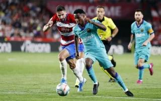 Barca thua đội mới lên hạng ở La Liga