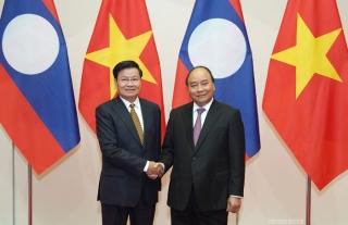 Thủ tướng Cộng hòa Dân chủ nhân dân Lào sẽ thăm chính thức Việt Nam từ ngày 1 đến 3-10