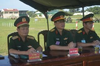 Kiểm tra, sát hạch Chỉ huy trưởng, Chính trị viên Ban CHQS cơ sở