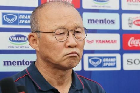 HLV Park: 'May không cùng bảng Hàn Quốc'