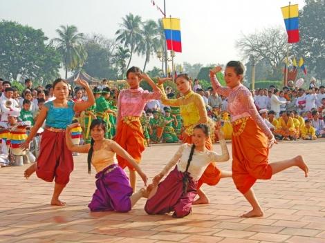 Khám phá văn hóa Tây Ninh trên phố đi bộ Hồ Gươm