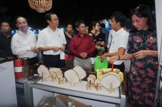 Chính thức khai mạc Sự kiện Ngày Tây Ninh tại Hà Nội