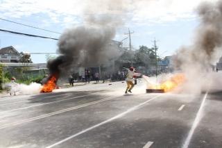 Chung kết Hội thao nghiệp vụ chữa cháy và cứu nạn, cứu hộ
