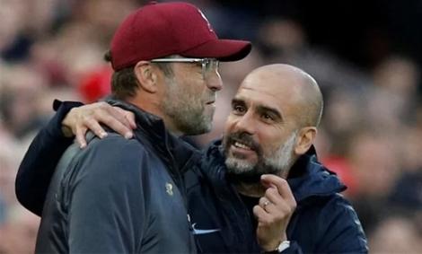 Klopp: 'Guardiola là đối thủ lớn nhất'