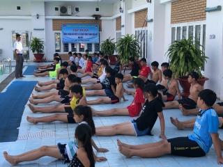 TP.Tây Ninh: Tập huấn phòng chống đuối nước và cứu đuối cho thanh thiếu nhi