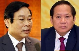 Đề nghị khai trừ Đảng ông Nguyễn Bắc Son và Trương Minh Tuấn