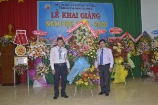 Trường CĐSP Tây Ninh khai giảng năm học 2019-2020