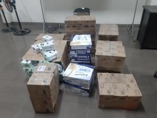 CSGT Tây Ninh: Một ngày phát hiện hai vụ vận chuyển hàng lậu