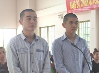 Rủ nhau đi giật dây chuyền, 2 bị cáo lãnh án 17 năm tù